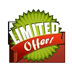 Limited Offer - Burst Badge Green