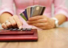 credit card utilization ratio