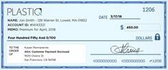 Plastiq bill payment