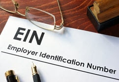 applying for business credit cards with an ein